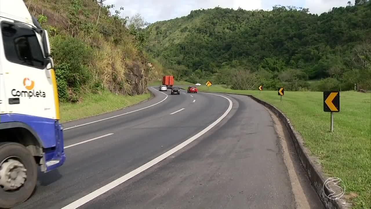 Imprudência de motoristas tem provocado acidentes na Serra das Araras, em Piraí