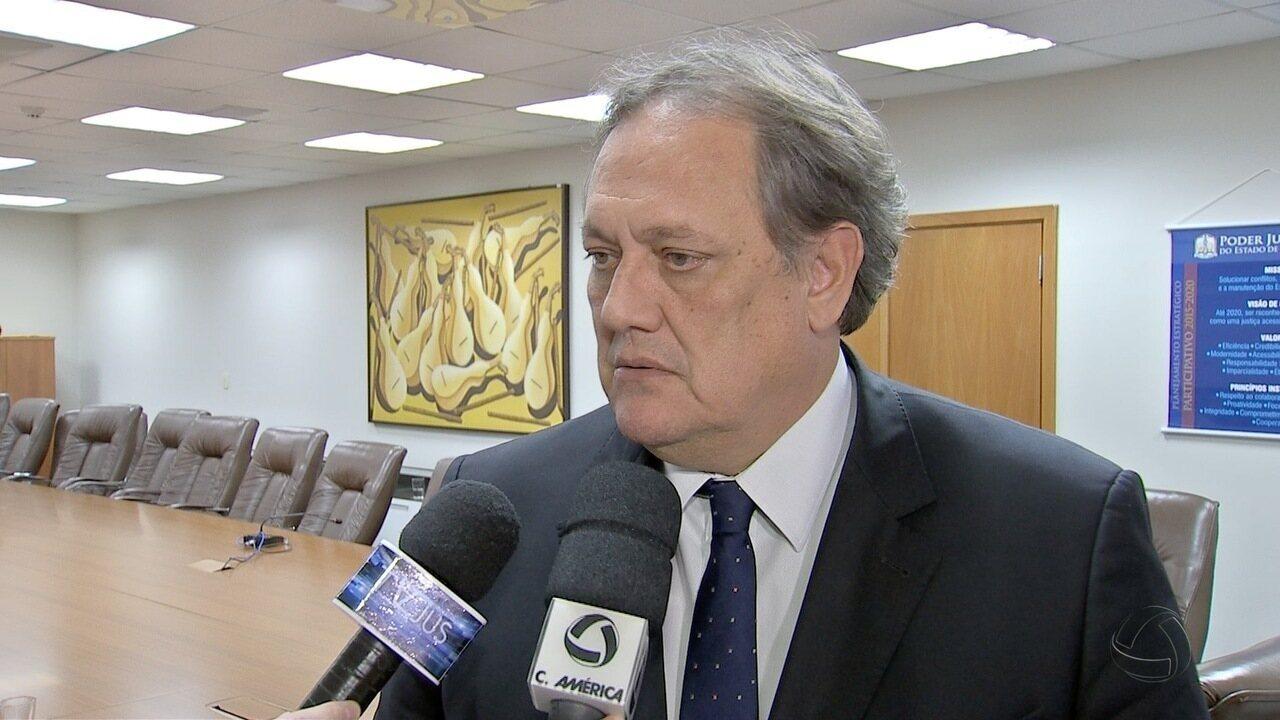 Presidente do TJMT fala sobre medidas para apurar esquema de grampos ilegais