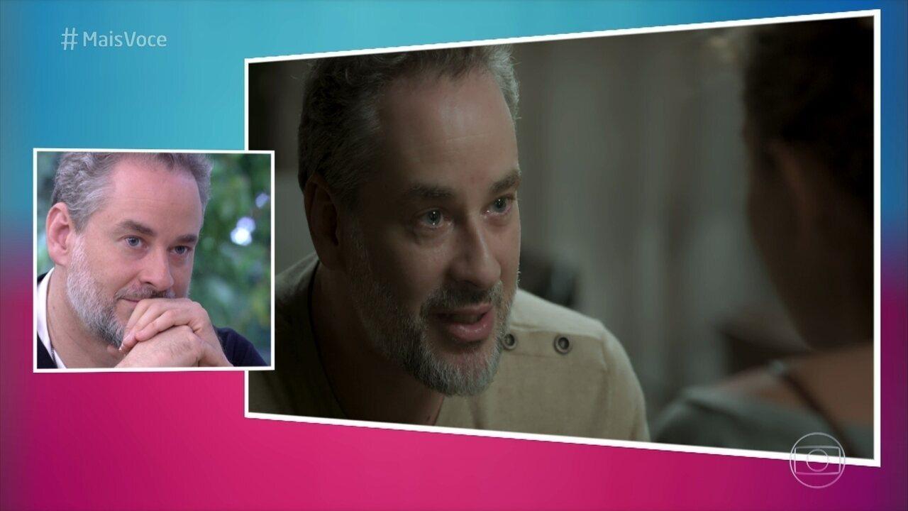 Dan Stulbach fala sobre os dramas de Eugênio em 'A Força do Querer'
