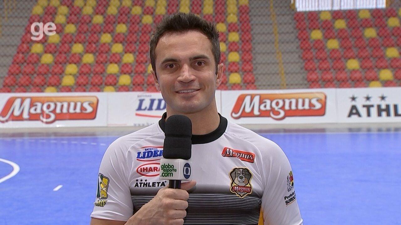 Falcão dá dicas no Cartola e revela sua escalação para a segunda rodada