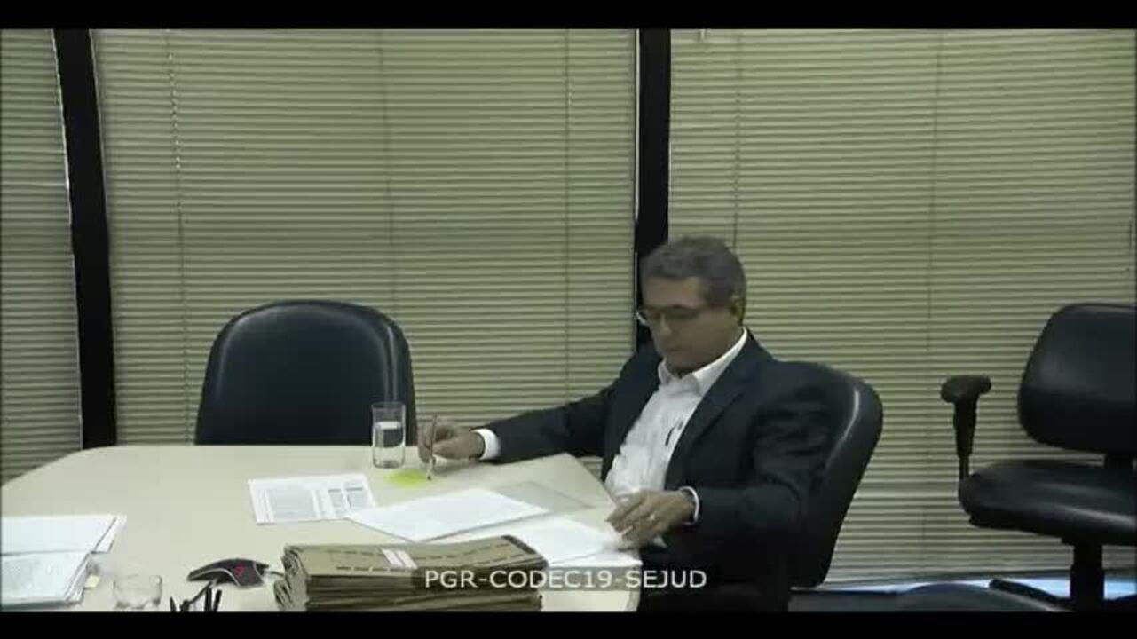 Depoimento Ricardo Saud - Depoimento 1