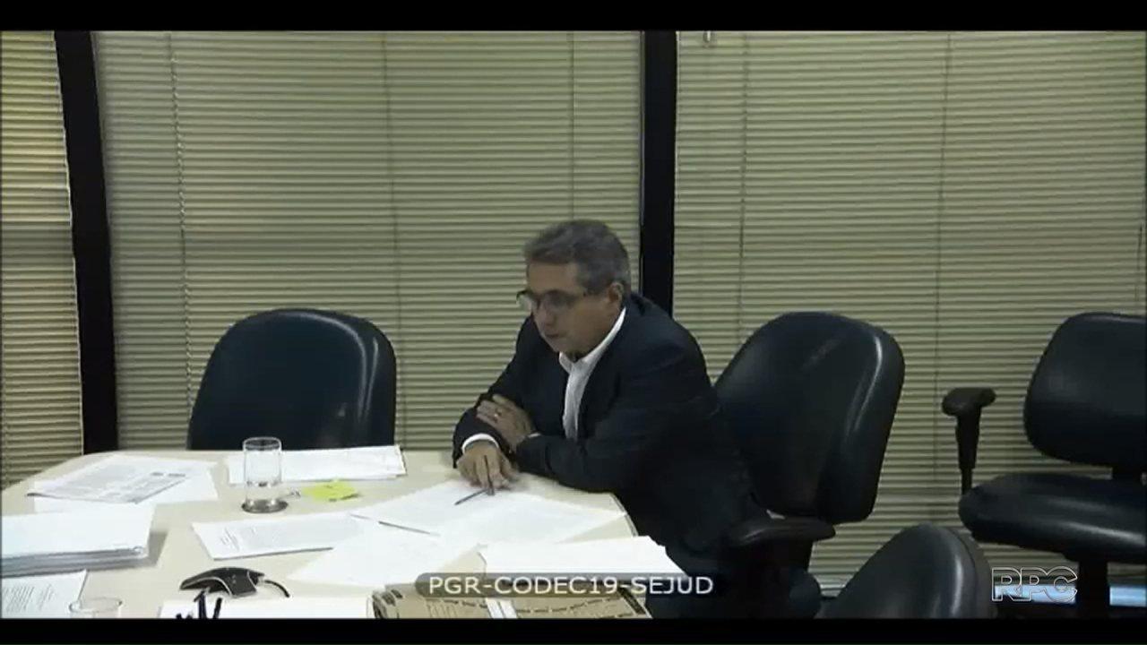 Delator cita entrega de dinheiro ao irmão de Beto Richa