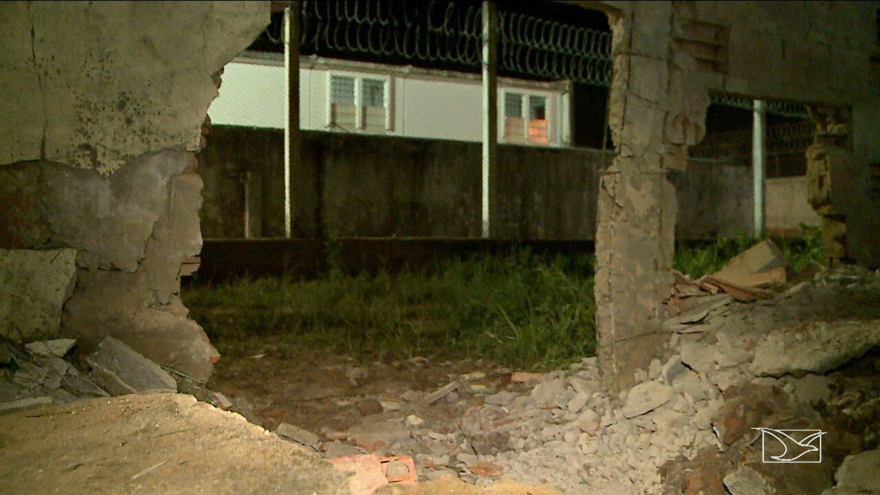 32 detentos fogem do Complexo Penitenciário de Pedrinhas
