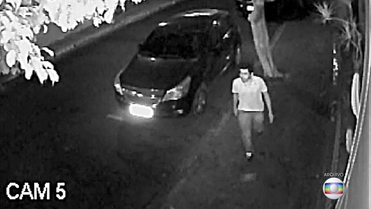 Polícia divulga mais imagens do suspeito do caso Beatriz