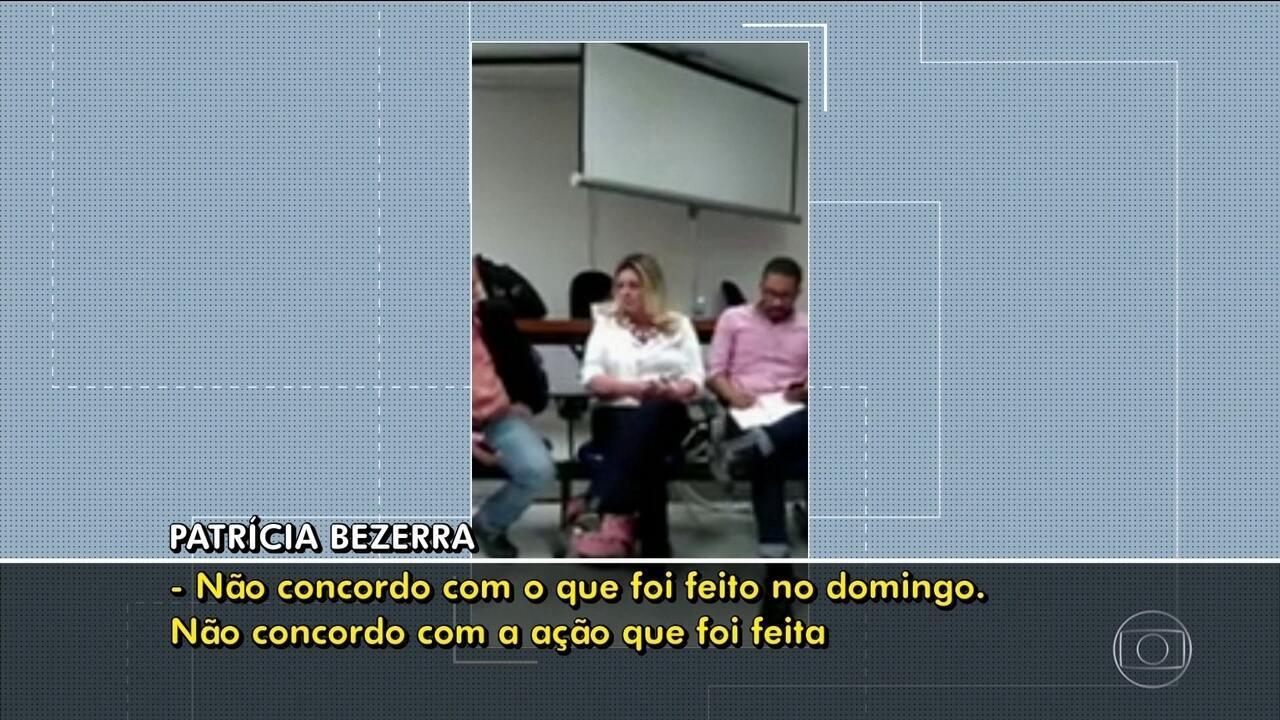 Secretária de Direitos Humanos da prefeitura de São Paulo entrega o cargo