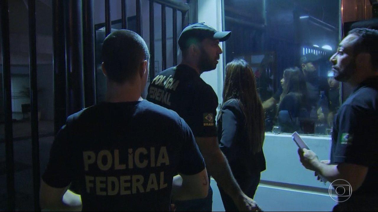 Polícia Federal realiza operação no Rio de Janeiro