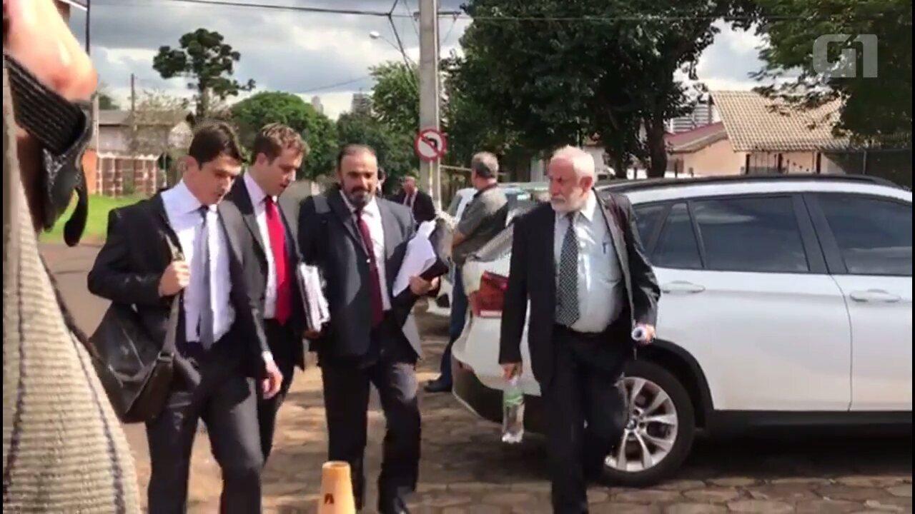 Reni Pereira acompanha depoimento de delatores da Operação Pecúlio