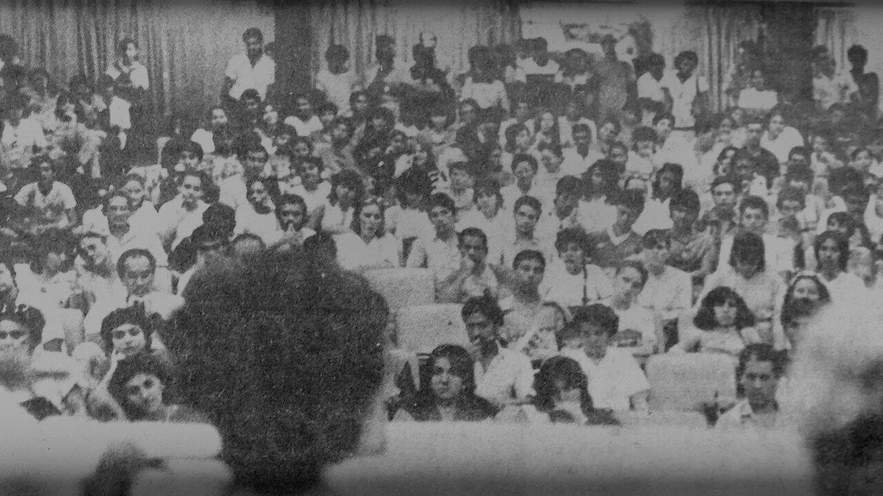 Repórter Mirante apresenta documentário sobre movimentos estudantis na década de 80