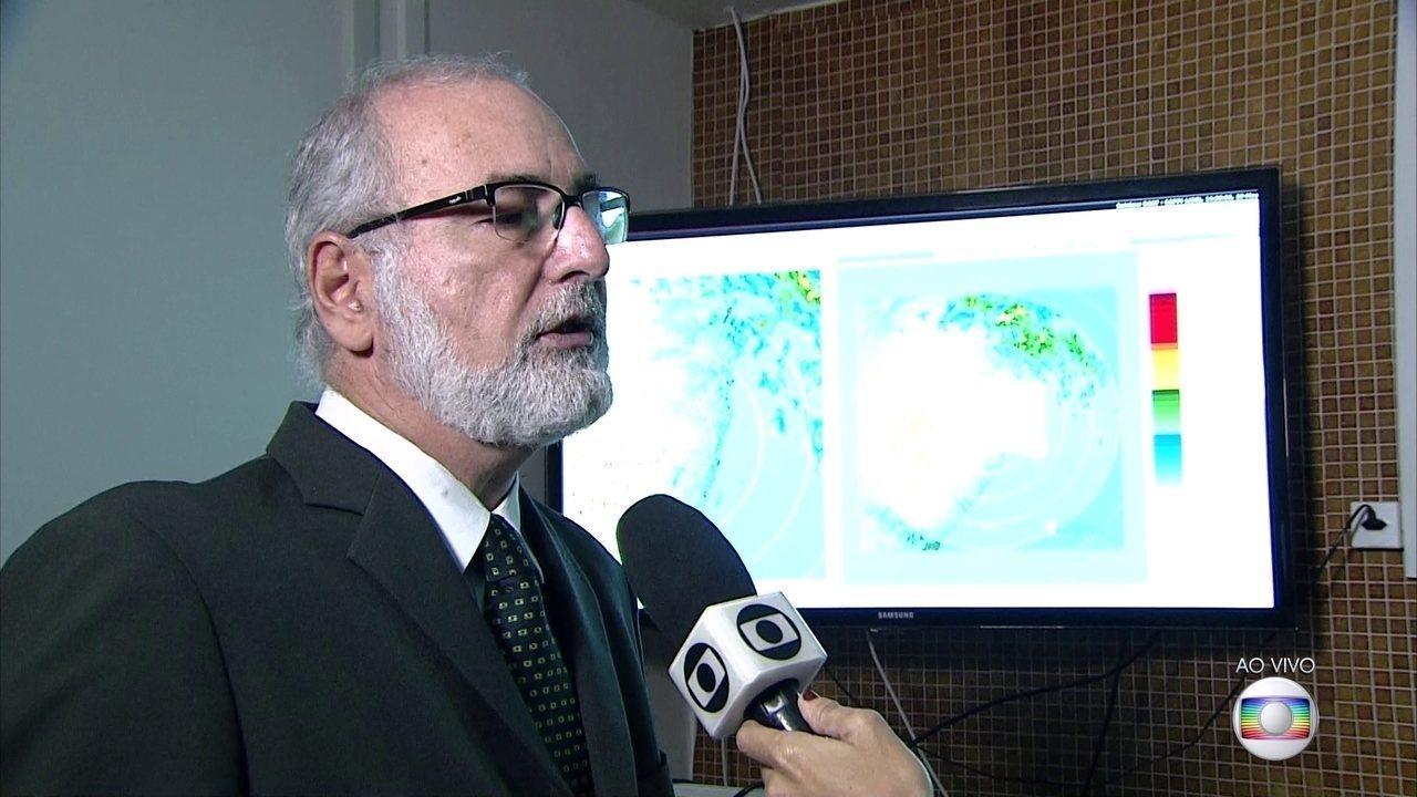 Presidente da Apac comenta previsão do tempo e situação das barragens após as chuvas