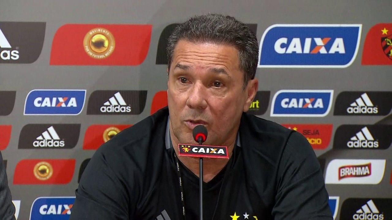 Vanderlei Luxemburgo fala sobre renovação do mercado de treinadores no Brasil