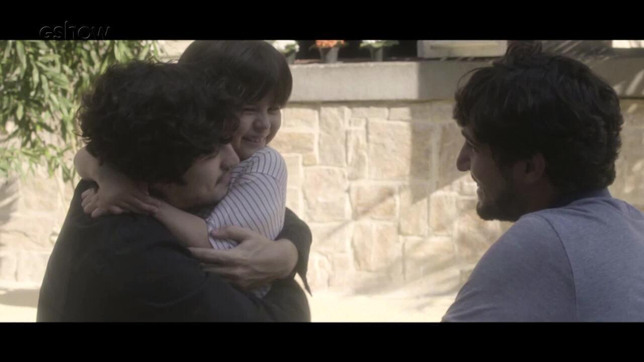 Resumo de 30/5: Gustavo e Renato se reencontram
