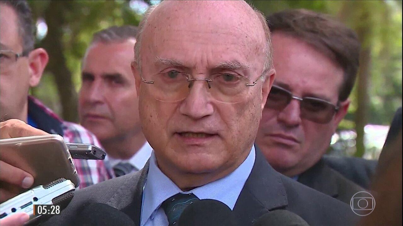 Osmar Serraglio recusa convite para assumir o Ministério da Transparência