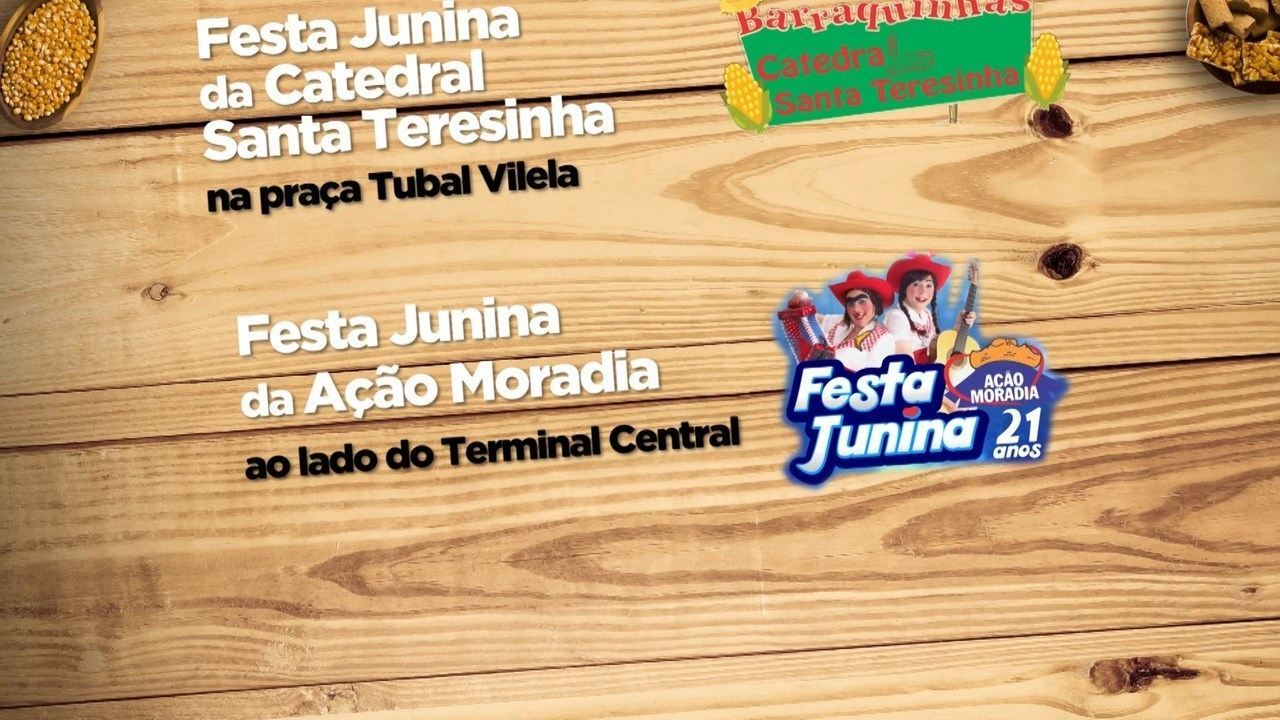 Confira as festas da semana do Circuito Junino em Uberlândia (Parte I)