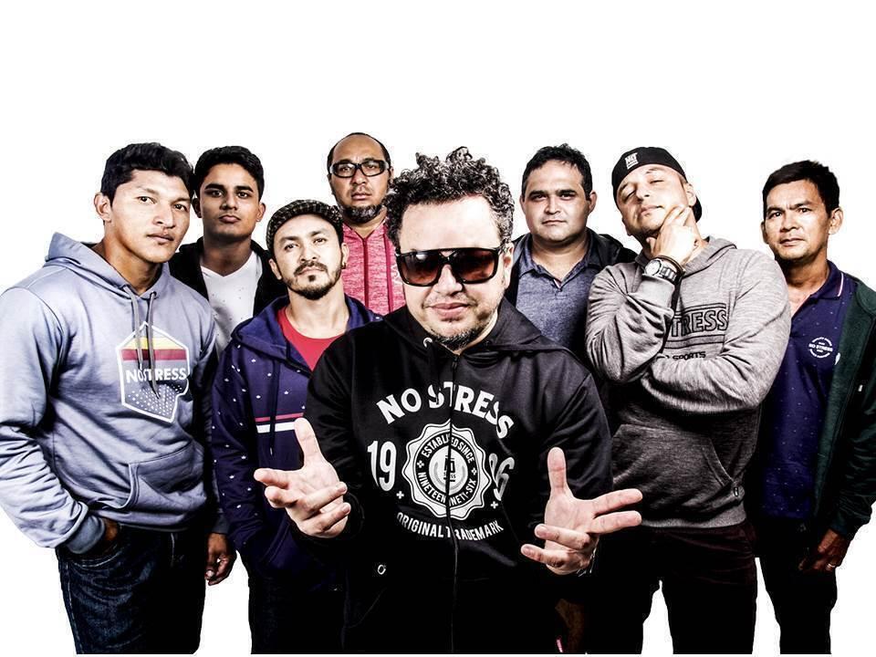 Entrevista com a Banda Jaafa Reggae