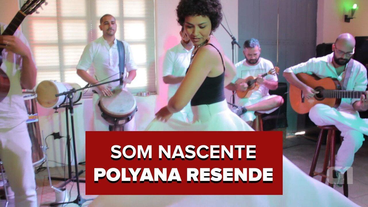 Polyana Resende no Som Nascente