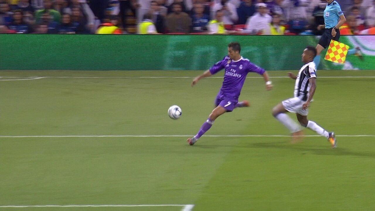 Melhores momentos de Juventus 1 x 4 Real Madrid pela final da Liga dos Campeões da UEFA