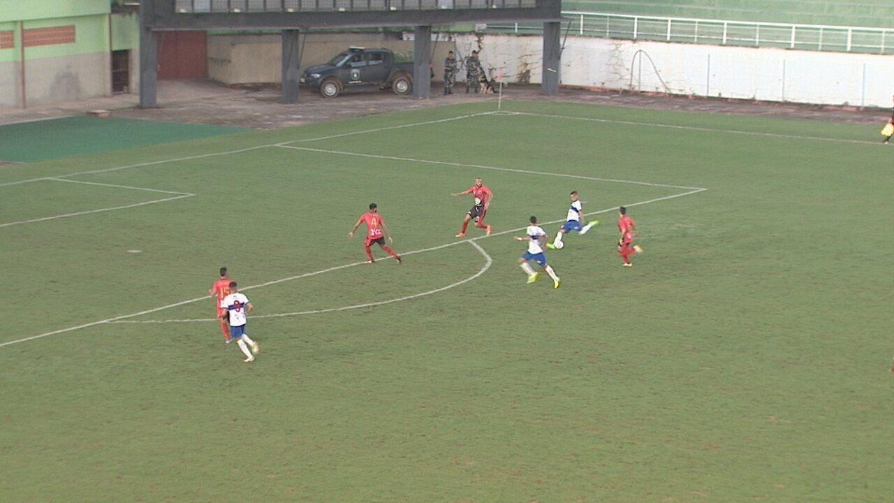 Veja os gols de Atlético-AC 5 x 0 Real Desportivo-Ro, pela 3ª rodada da Série D
