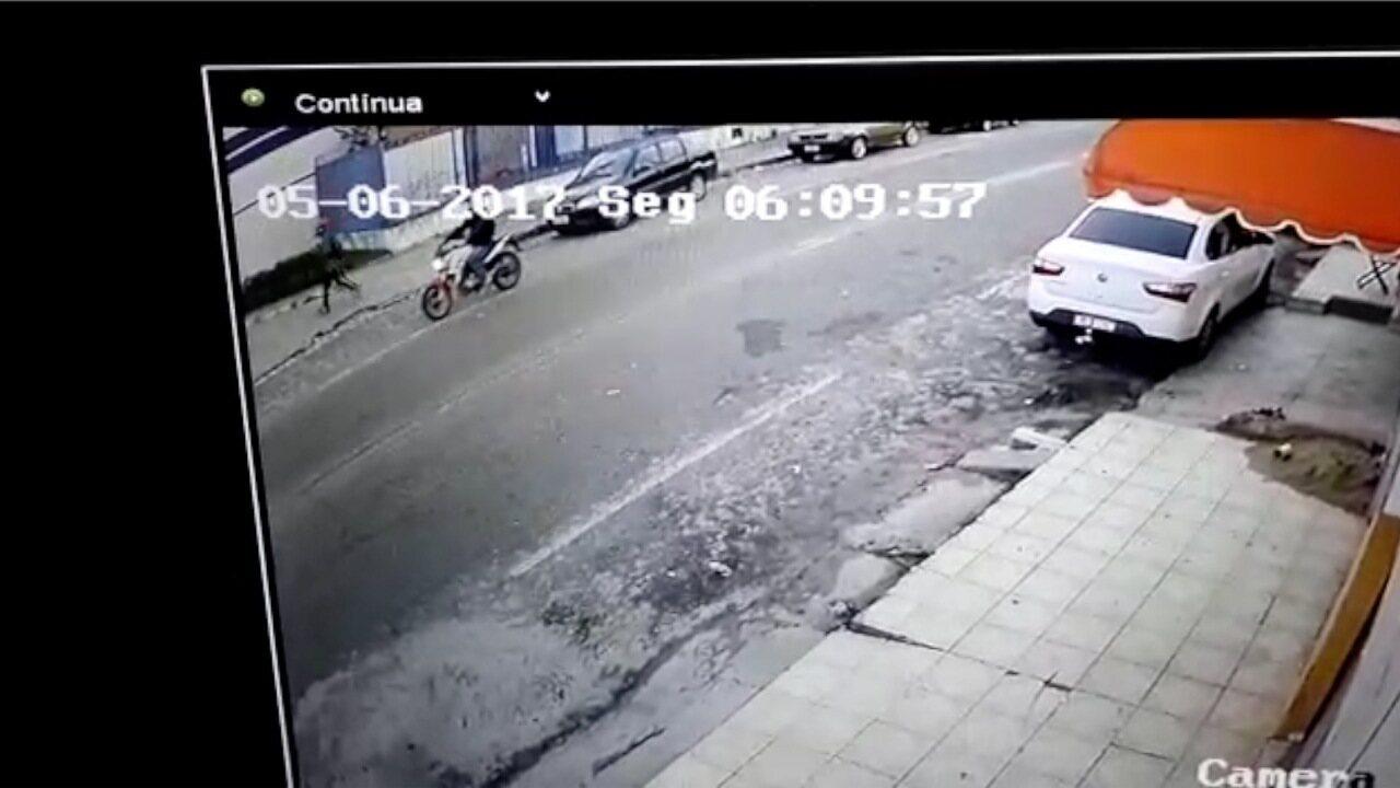 Sargento da PM é morto em Natal; veja vídeo