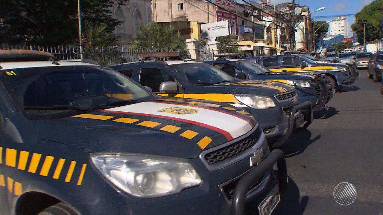 Ministério Público faz operação para prender bandidos que atuavam no roubo de cargas