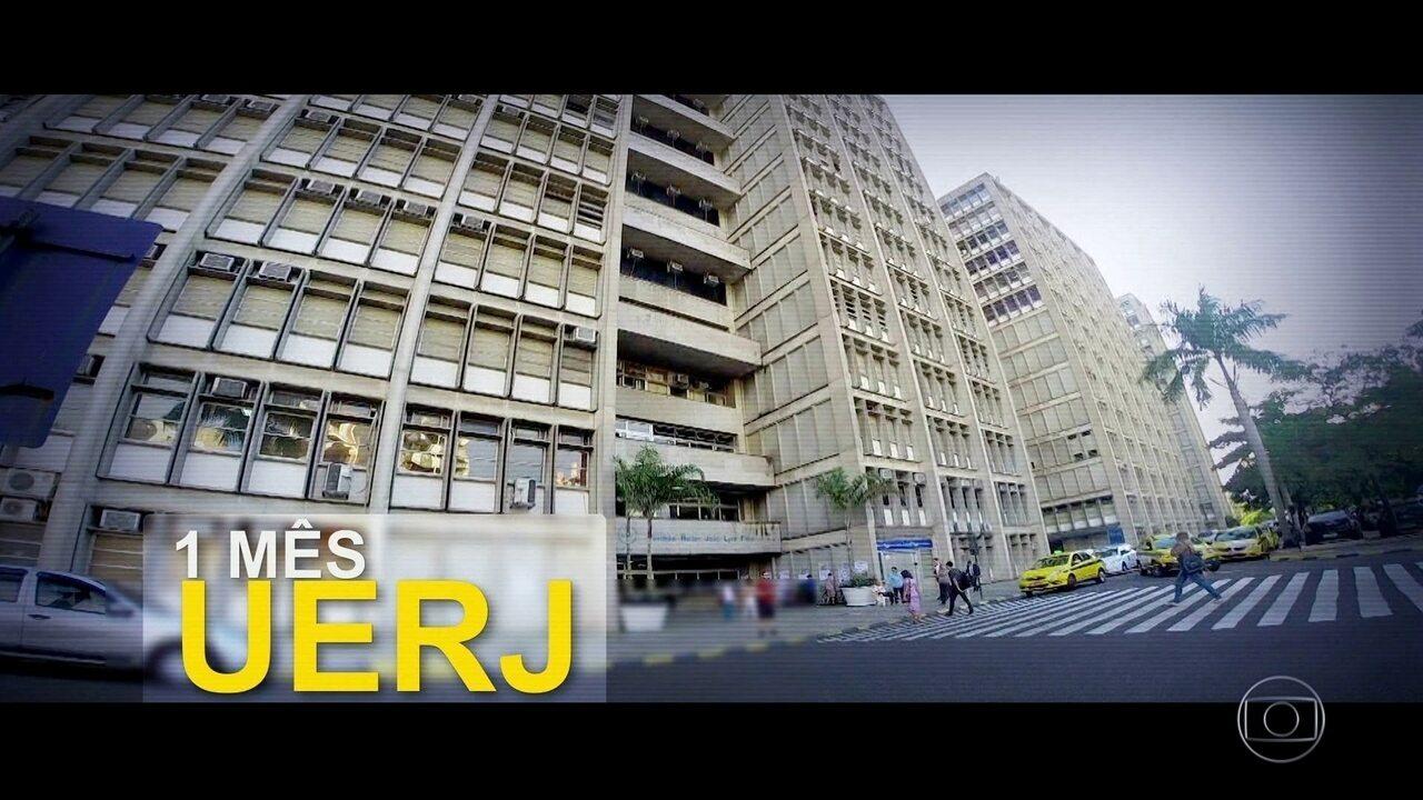 UERJ  2ª reportagem da série mostra como crise atinge alunos e ... dea4434dc5732