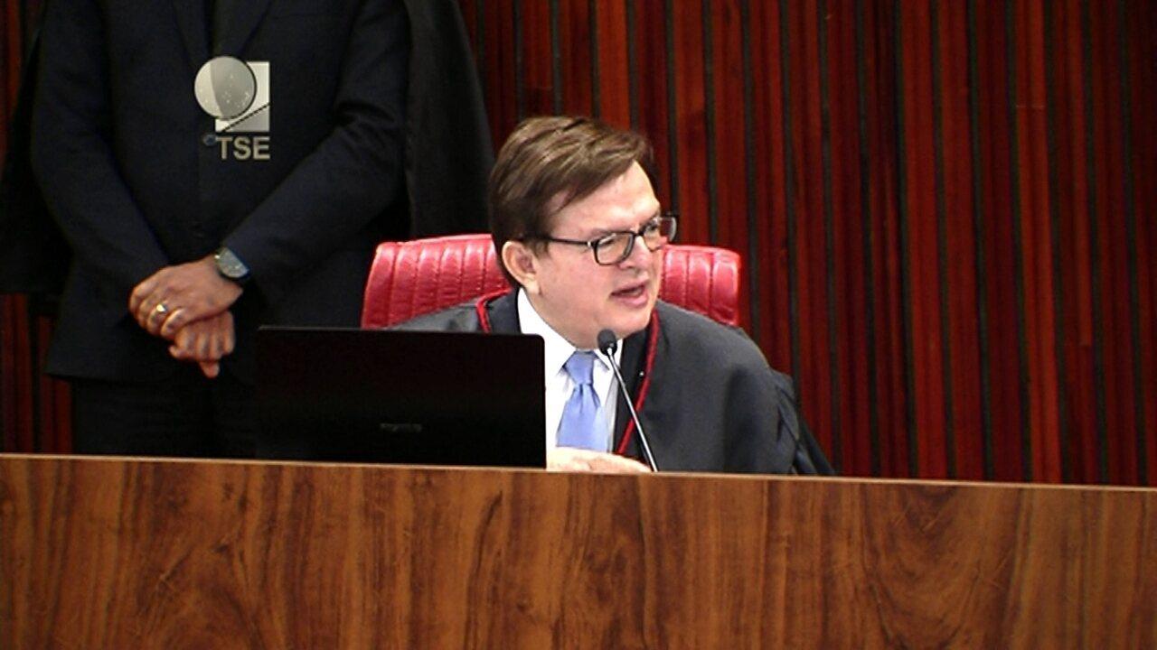 Benjamin defende uma reforma eleitoral 'abrangente e corajosa'