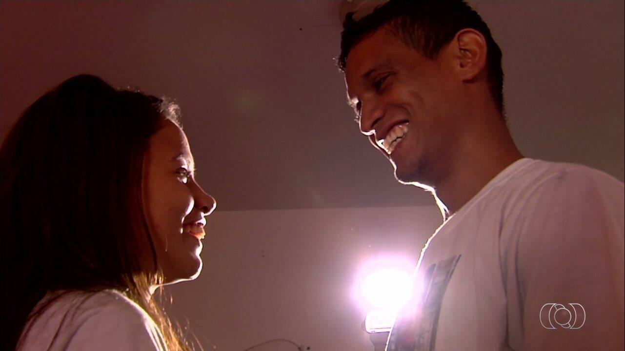 Casal vende cupcakes para pagar o casamento, em Aparecida de Goiânia