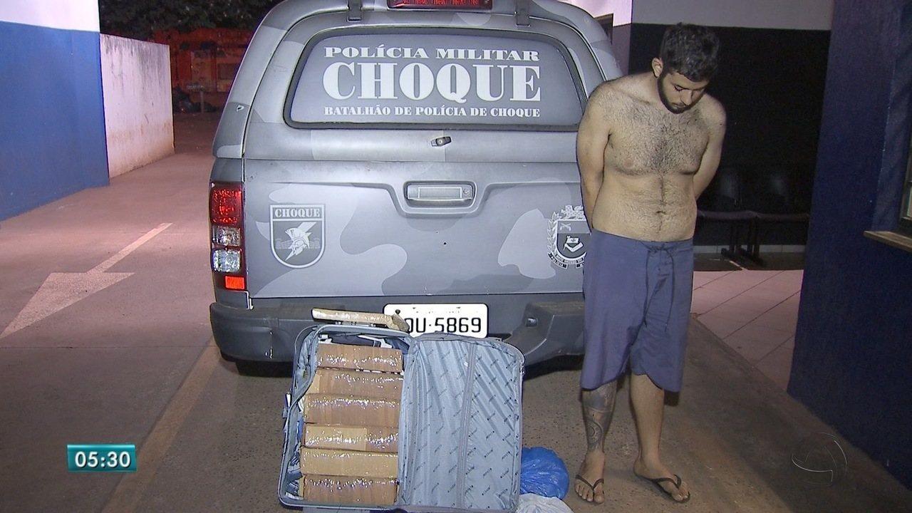 Polícia encontra carro usado em assalto a posto de Campo Grande