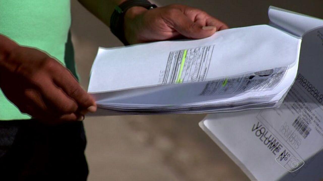 Motorista do ES diz que levou pontos na CNH por infração que não cometeu
