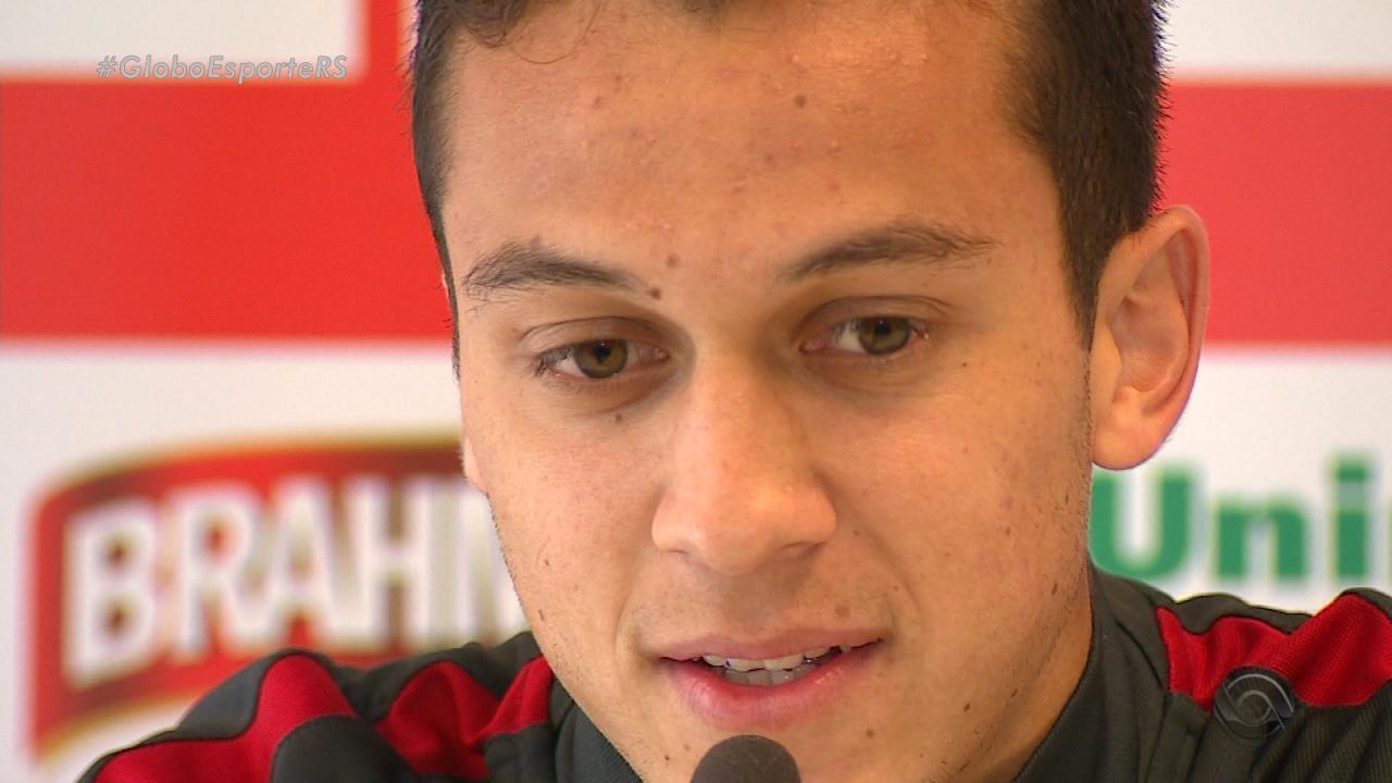 Fã de D'Ale e Iniesta, Juan vibra com jogo contra Figueira e