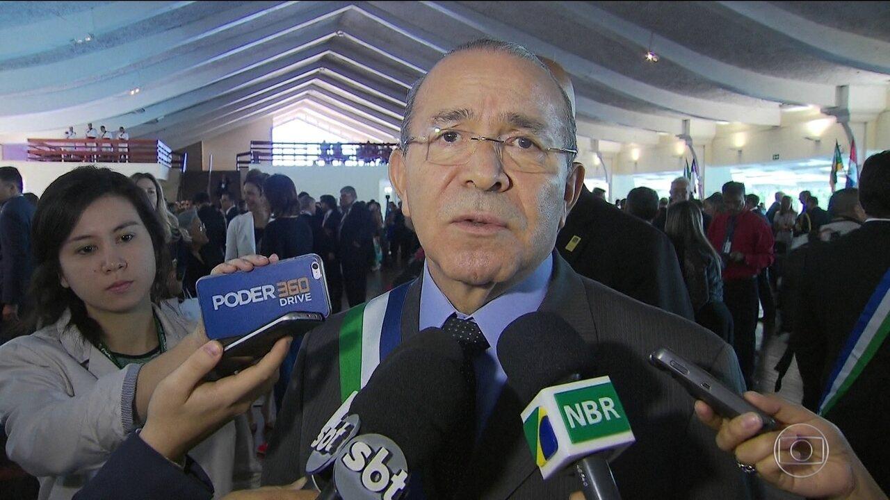 Padilha diz que governo confia em resultado favorável a Temer