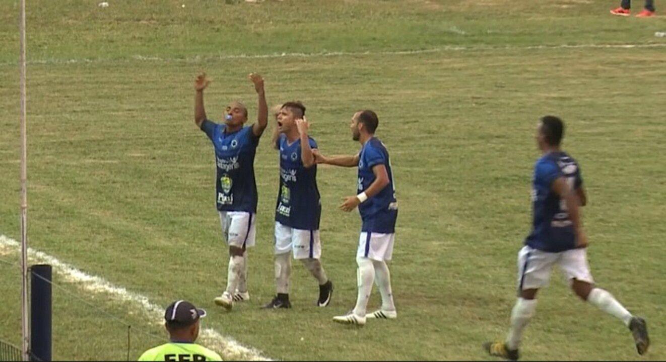 Parnahyba vence Guarani de Juazeiro por 2 a 0 na Série D 2017; veja os gols