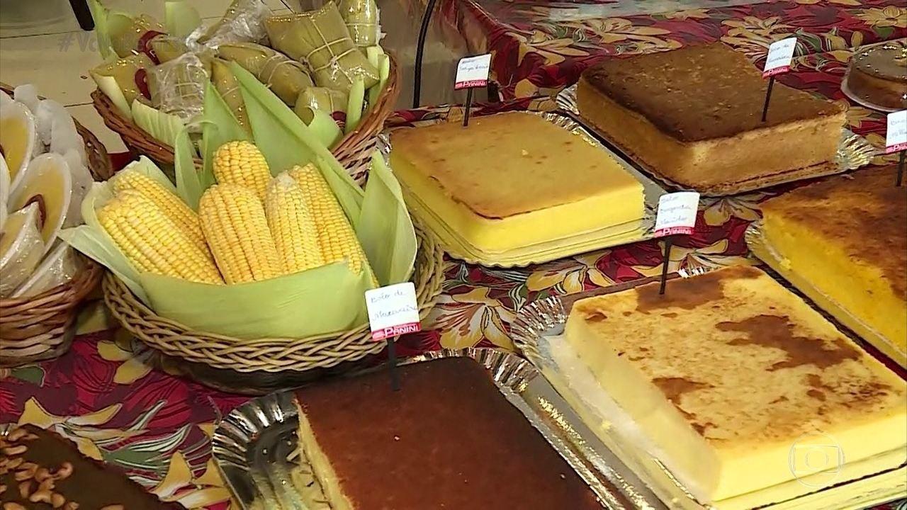 Comida típica de festas juninas, milho é rico em nutrientes