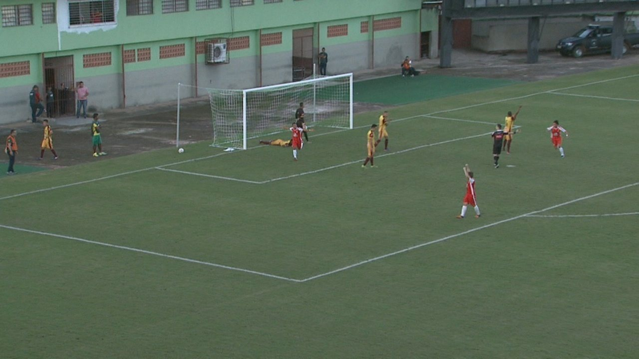 Veja os gols de Rio Branco-AC 3 x 1 Genus-RO, pela 4ª rodada do Brasileiro da Série D