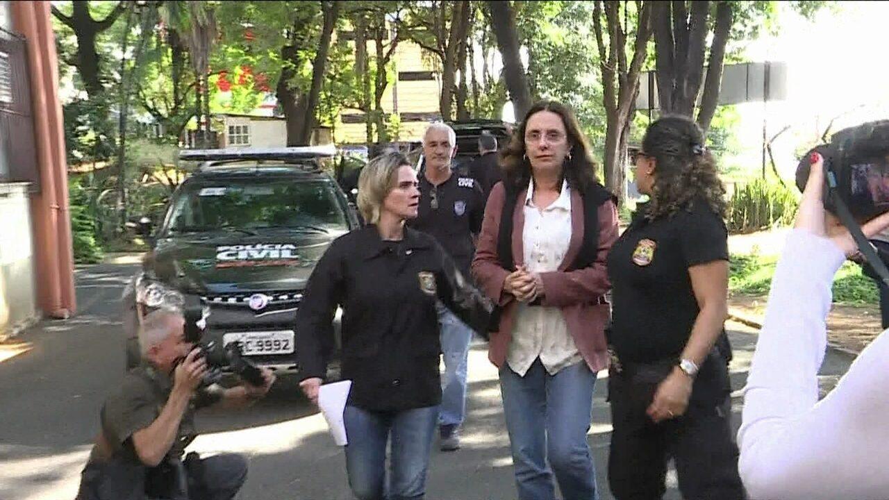 Ministros do STF negam liberdade à Andrea Neves