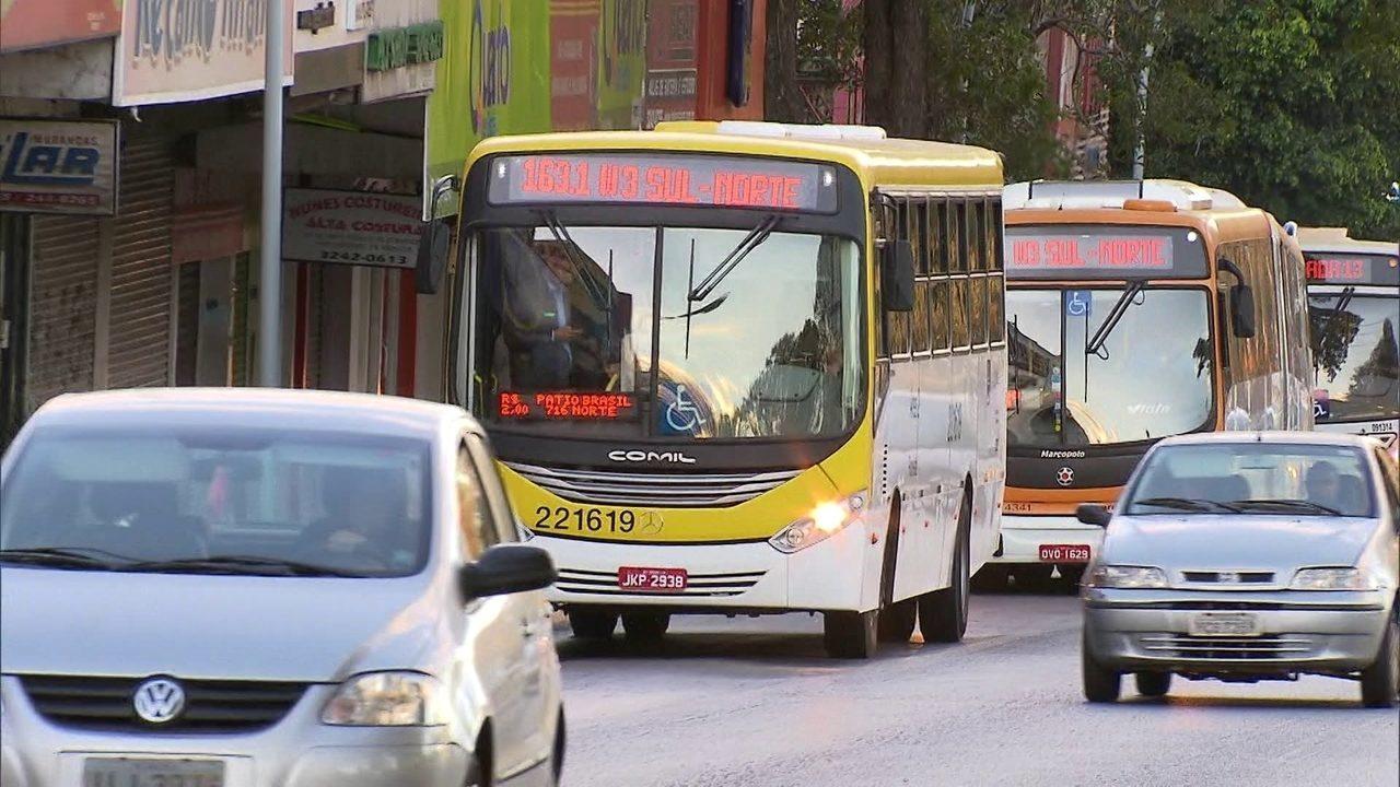 DF não vai ter mais ônibus com motores dianteiros