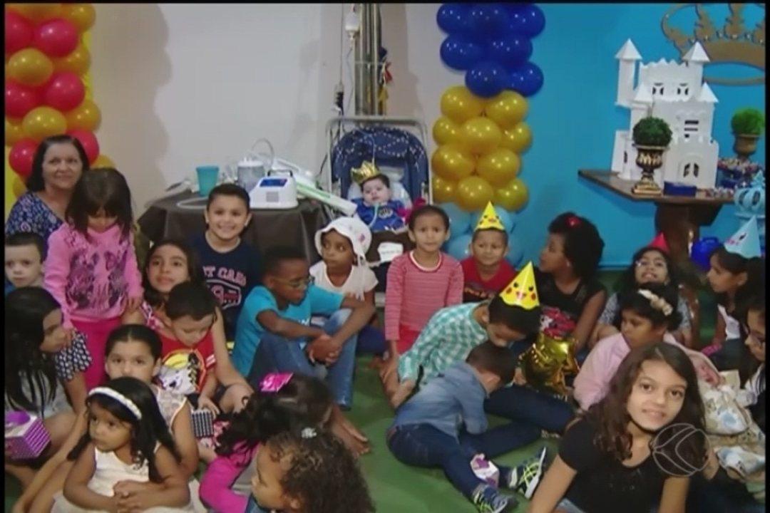 Heróis do Cotidiano: grupo realiza sonhos de crianças com câncer em Uberlândia