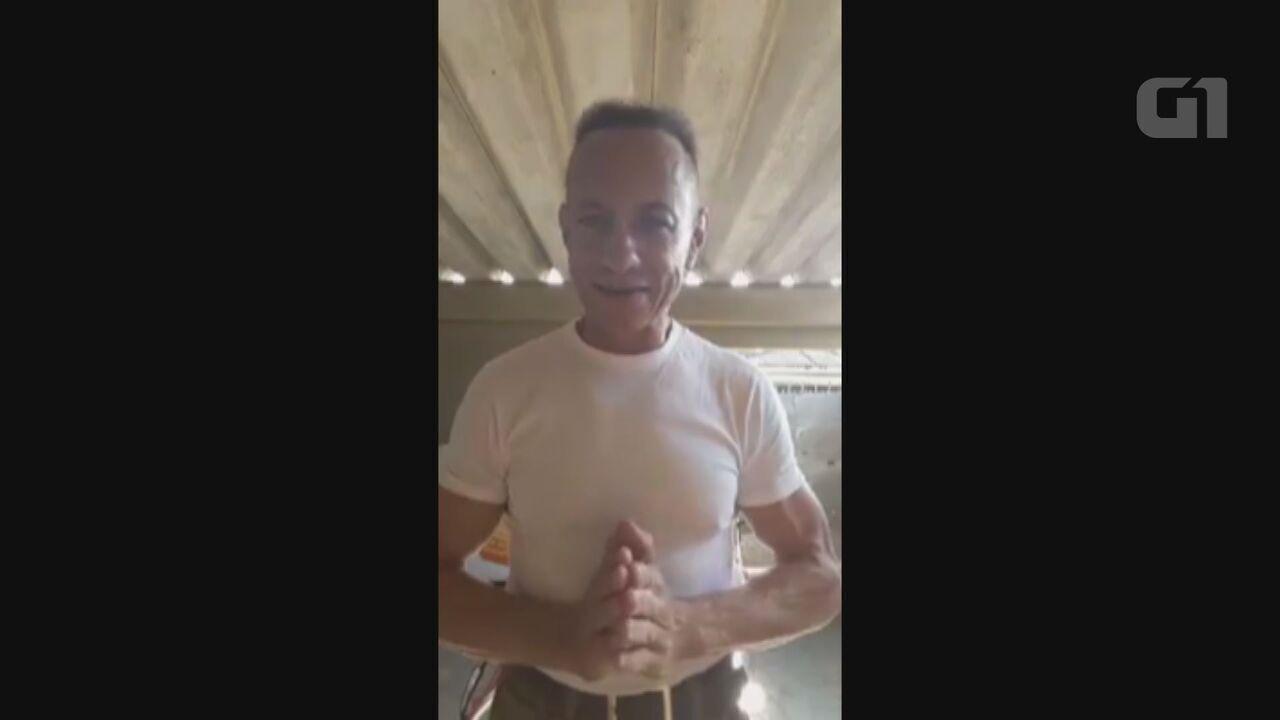 Ambulante posta vídeo minutos antes de ser atropelado e morto por caminhão
