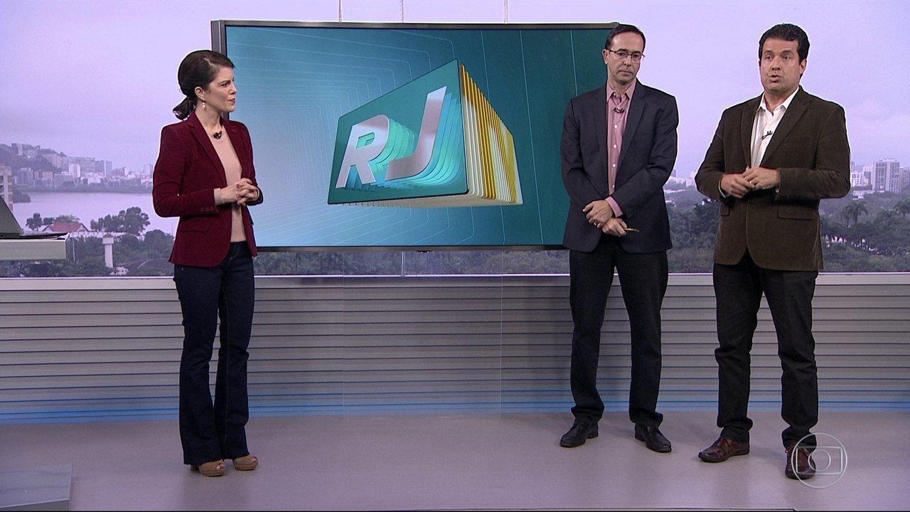 RJTV mostra porque a cidade não se preparou para chuva dessa terça.