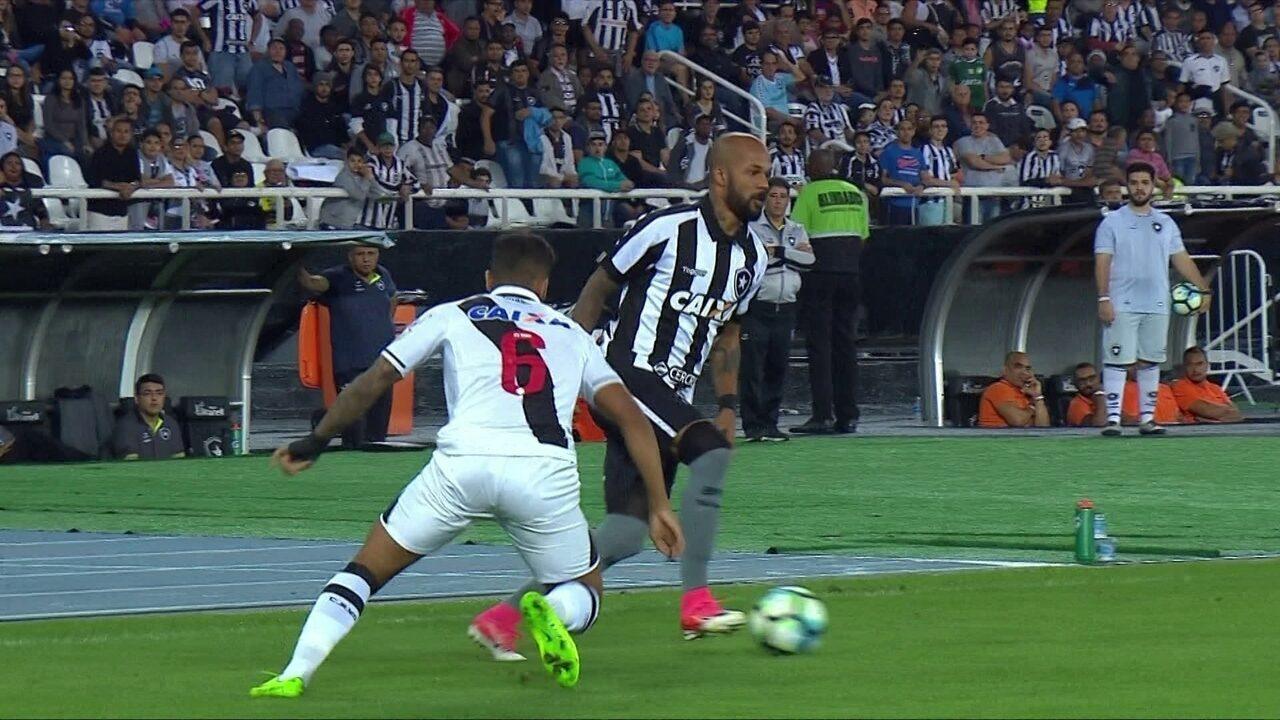 Melhores momentos de Botafogo 3 x 1 Vasco pela 9ª rodada do Brasileirão 2017