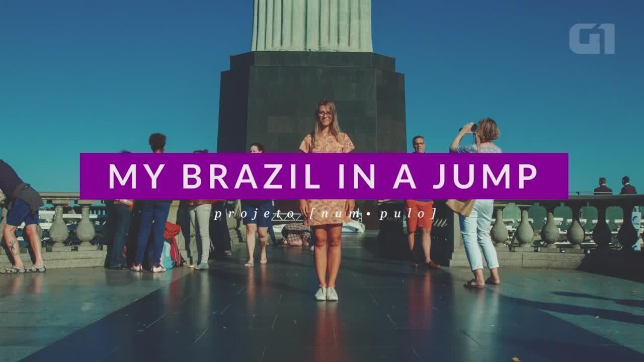 Projeto mostra pontos turísticos do Brasil e do mundo em vídeos de 1 minuto