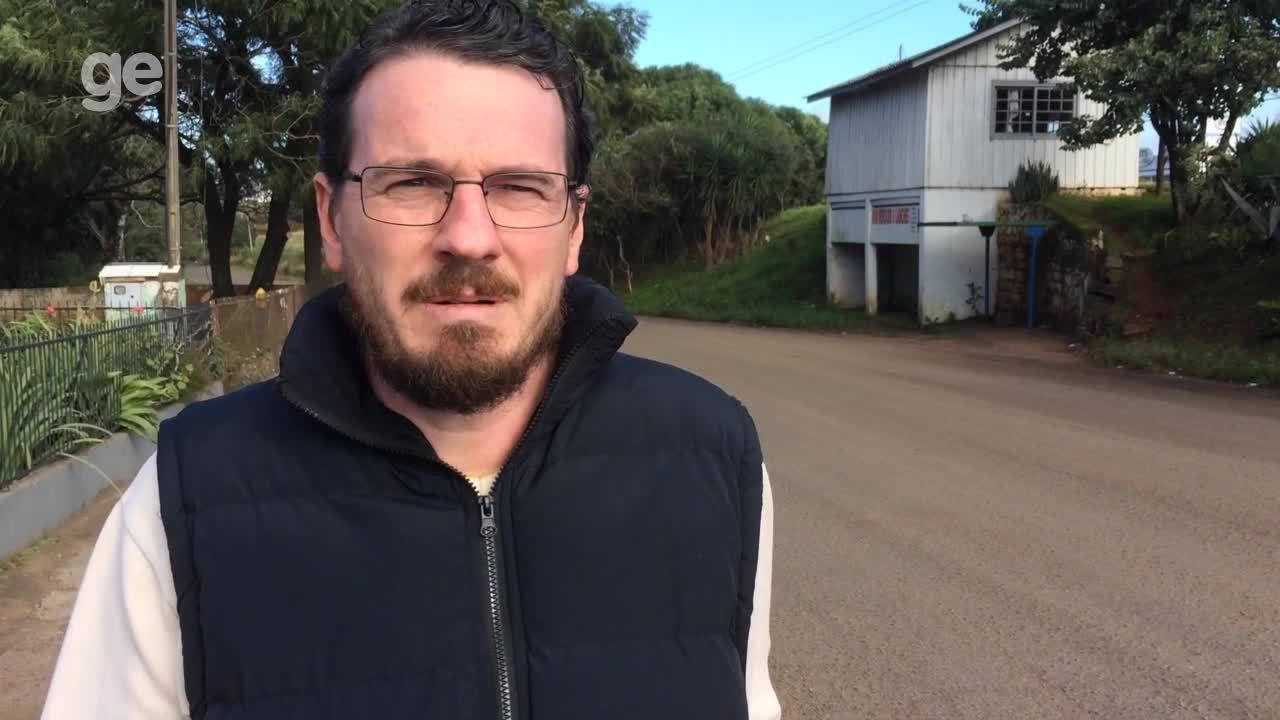 Morador de Passo Fundo diz ter visto o Adair Bicca caminhando em estrada