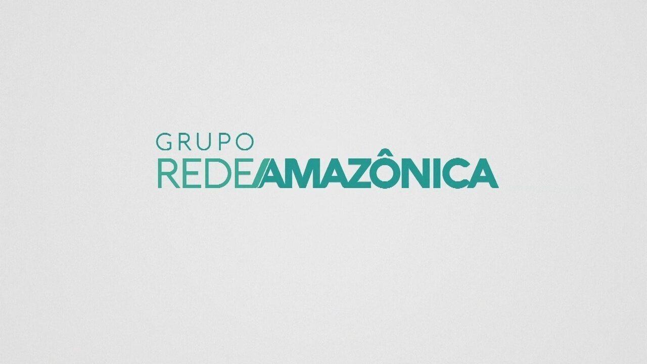 Veja a marca do Grupo Rede Amazônica