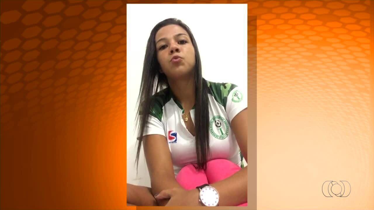 Tocantinense é convocada para a seleção brasileira sub-20