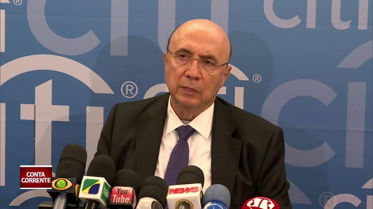 Meirelles admite que economia vai crescer menos de 0,5% em 2017