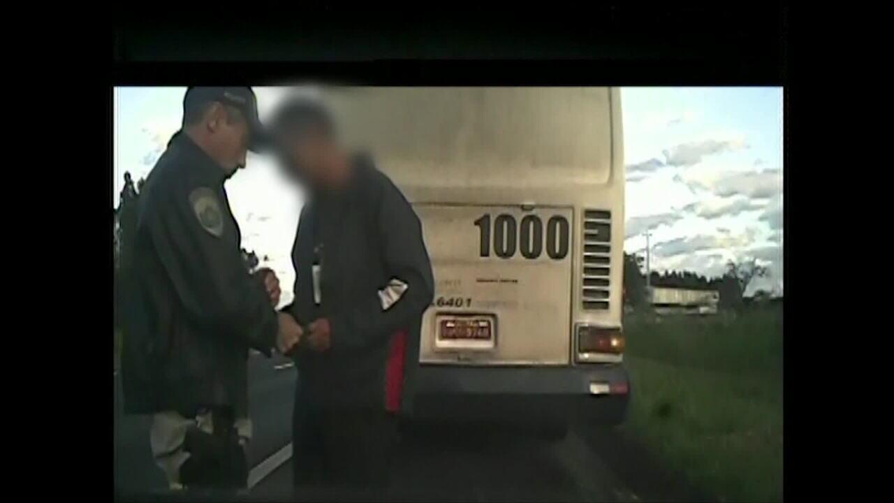 PF prendeu em junho deste ano 15 policiais rodoviários federais suspeitos de corrupção em Minas Gerais