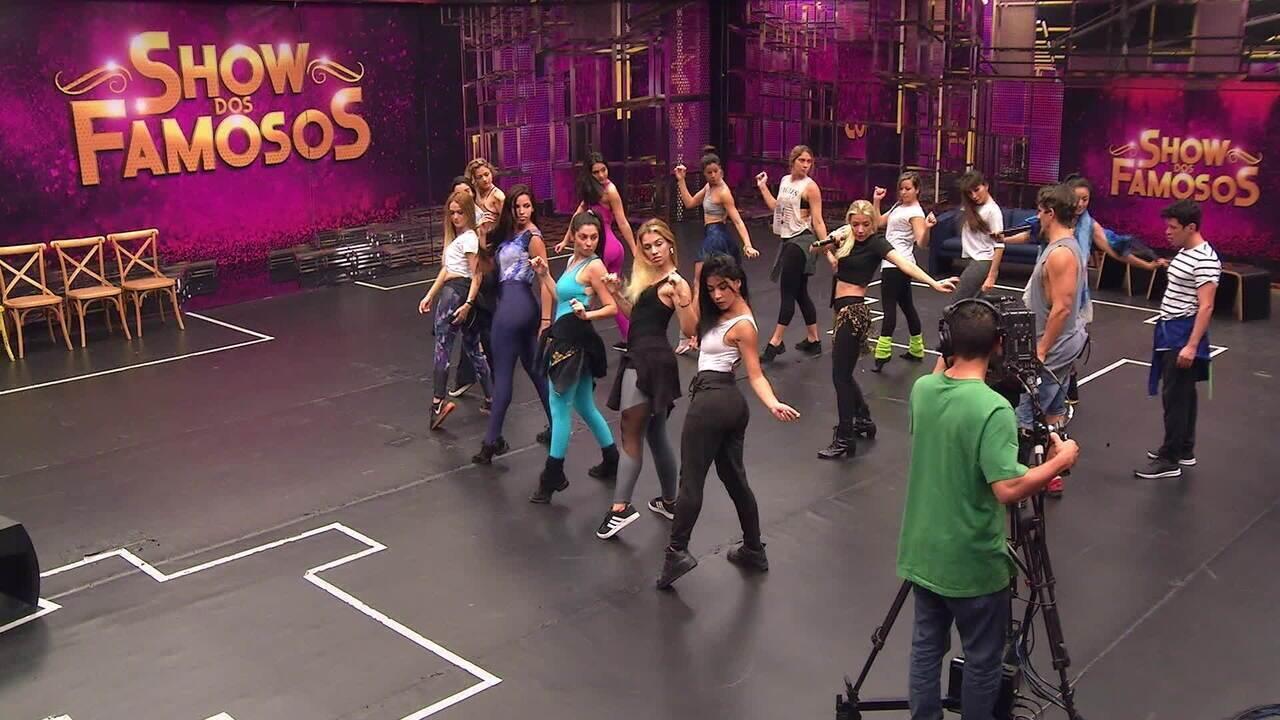 Luiza Possi se transforma em Shakira