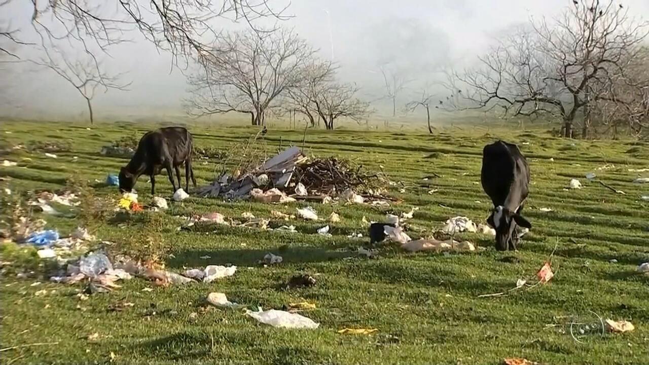 Secretaria do Meio Ambiente vistoria aterros de Marília e aponta irregularidades