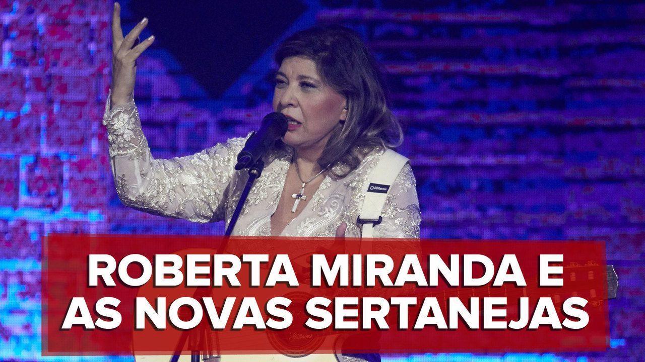 Roberta Miranda fala de 'substitutas' sertanejas: 'São 30 anos que tem essa busca e nunca