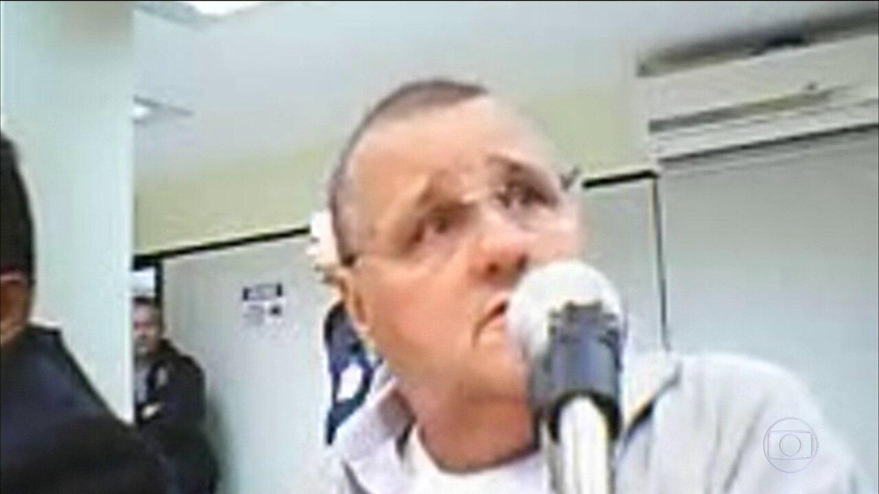 Ex-ministro de Temer, Geddel Vieira Lima chora ao depor a juiz