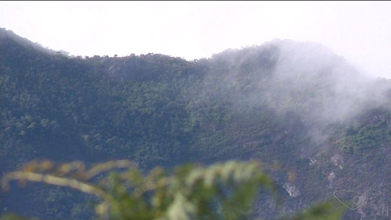 Gelo no Pico da Bandeira faz procura pela região do Caparaó aumentar no ES